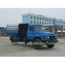 High quality Dongfeng capacity of garbage truck, 10m3Garbage Truck in Turkey
