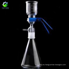 Aparato de filtración de solvente Aparato de filtración de solvente Aparato de filtración de solvente Aparato de filtración de vidrio