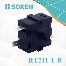 Interruptor Rotativo Soken 2 Position