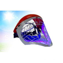 2015 heiße Verkaufshautverjüngung facial LED helle Schablone