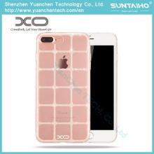 Яркий мягкий ТПУ задняя крышка телефона Чехол для iPhone и iPhone 7 плюс 7