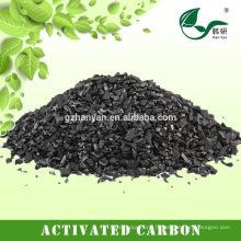 Mousse d'éponge de charbon actif personnalisée de haute qualité