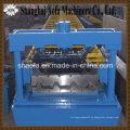 Hoja galvanizada para techos Máquina formadora de rollos