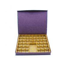 High-end gift box packaging, Printing Fancy Art Cardboard Paper Gift Chocolate Storage Packaging Box