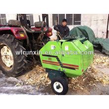 presse à balles rondes prise de force pour tracteur