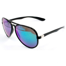 Fashionable Elegant Metal High Quality Designer Unisex Sunglasses (14282)