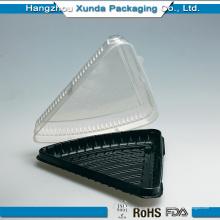 Caja de embalaje de plástico para Sandwitch