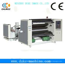 Máquina de corte y rebobinado de alta velocidad (DK-FQJ)