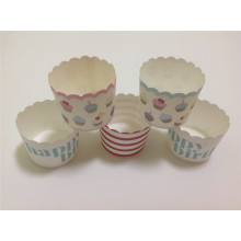 Cupcake Baking Cups / Birthday Cake Cups