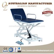 Équipement de traitement de Tableau de massage d'acuponcture de lit de chiropractie de vente d'usine