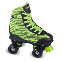 Soft Boot Quad Roller Skate for Adults (QS-42-1)