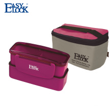 Cheap Price Personalized Bento Lunch Box with Bag for Kids