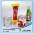PVC / PET / PP Plastikwein-Verpackenkästen