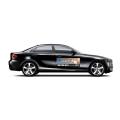 Custom Car Magnet Light on Night Sticker