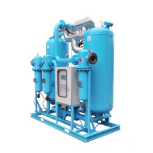 Factory Price SLAD-6MXF 6 m3/min CE&ISO certification 7% air purge 230V 50Hz Heated Regeneration Desiccant Compressed Air Dryer