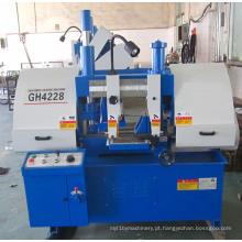 Máquina de corte de fita horizontal tipo coluna de dupla seção de material (GH4228)