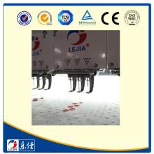 Lejia плоская машина вышивки с скучной вышивка