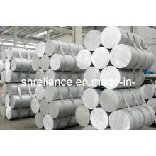 6061/6082 Barras de extrusión de aluminio / aluminio para piezas de mecanizado