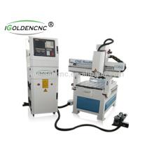 CNC 6090 routeur 3D cnc machine de fraisage pour le métal en pierre avec interrupteur de fin de course IGM6060