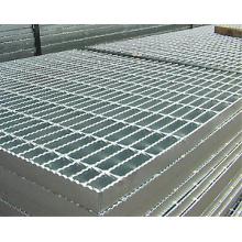 Rejilla de malla de alambre de acero / rejilla de acero de barra cerrada
