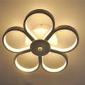 new led white acrylic wall lamp