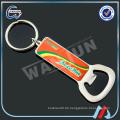Benutzerdefinierte gedruckte Bulk-Flaschenöffner keychain