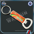custom printed bulk bottle openers keychain