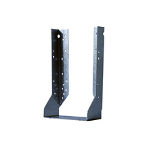 OEM Q235B Aluminum Zinc Alloy Plate Double U-shaped Bracket Holder Stand Stamping Parts Stamping