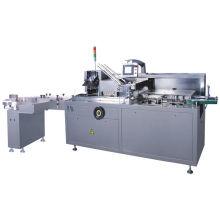 Horizontal Automatic Cartoning Machine , Ivory Board Box Making Machine