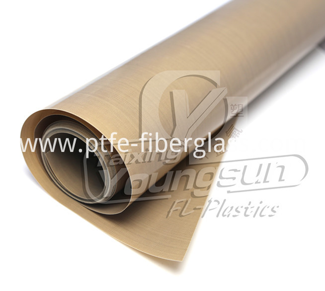 PTFE coated fabric for industry