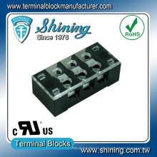 TB-33503CP Conector de terminal de barreira fixa de 35 A com montagem em superfície