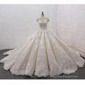 Alibaba haute qualité femmes robe de bal robe de mariée de luxe 2017 WT271