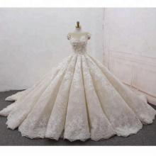 Alibaba hochwertiges Frauen Ballkleid Luxus Hochzeitskleid 2017 WT271