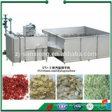 China Secadora de verduras para hortalizas deshidratadas y frutas