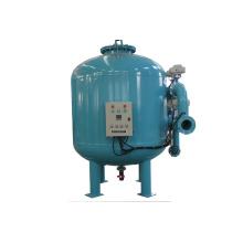 Filtro mecánico de la arena del control automático del pre-tratamiento del agua residual