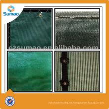 Malla cortavientos de jardín de Changzhou Sumao Plastic Co, .LTD