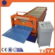 TOYA grain silo roll forming machine supplier/automatic stamp machine