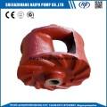 AH pump high chrome impellers