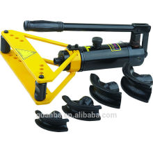"HHW-1A 1"" hydraulic portable pipe bender with CE standard"