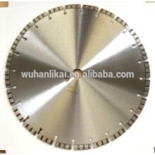 лезвие алмазной пилы вырезывания на точильщик угла запасных частей