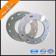 GB standard hot rolled end plate flange manufacturer