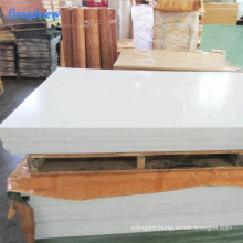 Thick ABS sheet for bathtub/thermoforming goods