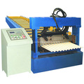 Color Steel Corrugated Tile Making Machine