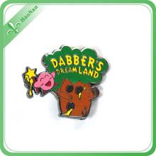 High Quality Custom Metal Pin Badge with Custom Logo