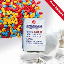 Rubber Paint Anatase Titanium Dioxide (BA01-01)