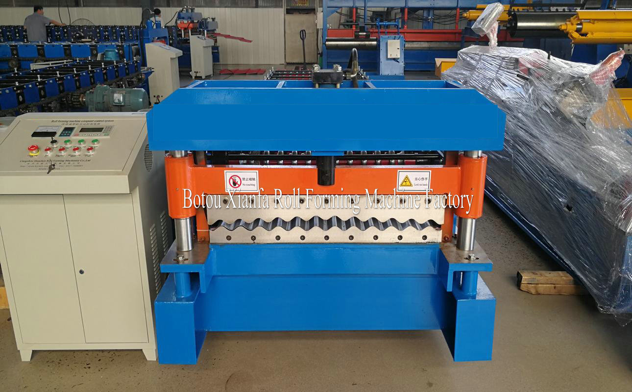 Corrugated Panel equipment