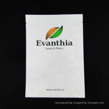 Moisture Proof Aluminum Foil Seeds Packing Bags