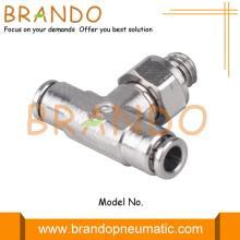 Raccord de tuyau pneumatique en laiton