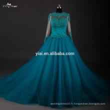 RSE606 personnalisez vos propres longues robes de marguerite Quinceanera avec manches