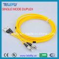 FC Duplex Fibra Óptica Jumper, Jumper Cable